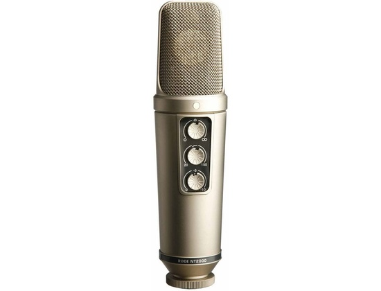 Rode NT2000 Vocal Condenser Microphone
