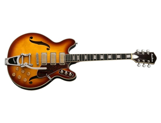 Eastwood H-78 Semi Hollow Electric Guitar