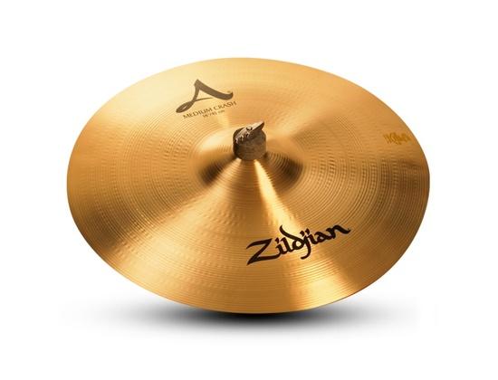 "Zildjian 18"" A Medium Crash"