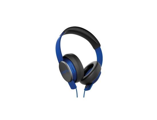 Sol Republic Master Tracks Over-Ear Headphones (Electro Blue)
