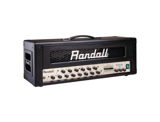 Randall Vmax Dual Pre-amp Guitar Head