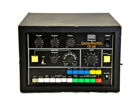 Roland CompuRhythm CR-68