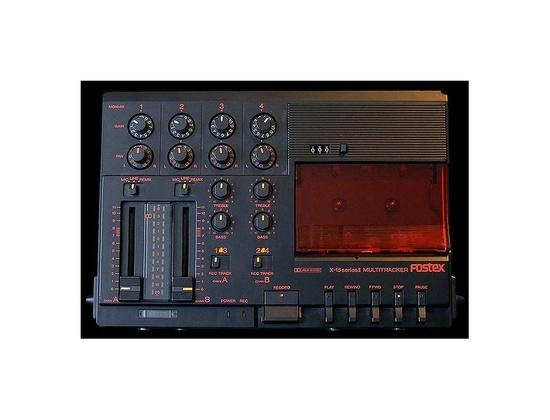 Fostex X-15 Multitrack Recorder