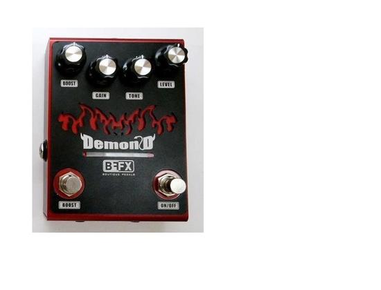 BFFX demon D