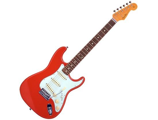 Fender Classic 60 Strat Fiesta Red