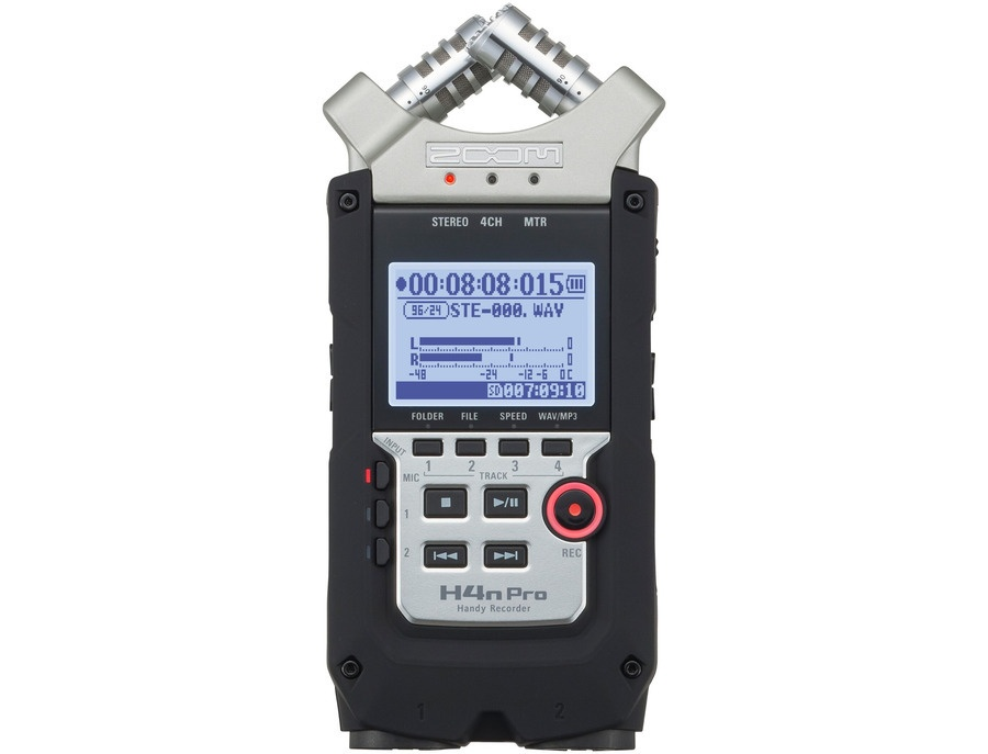 Zoom h4n pro handy recorder xl