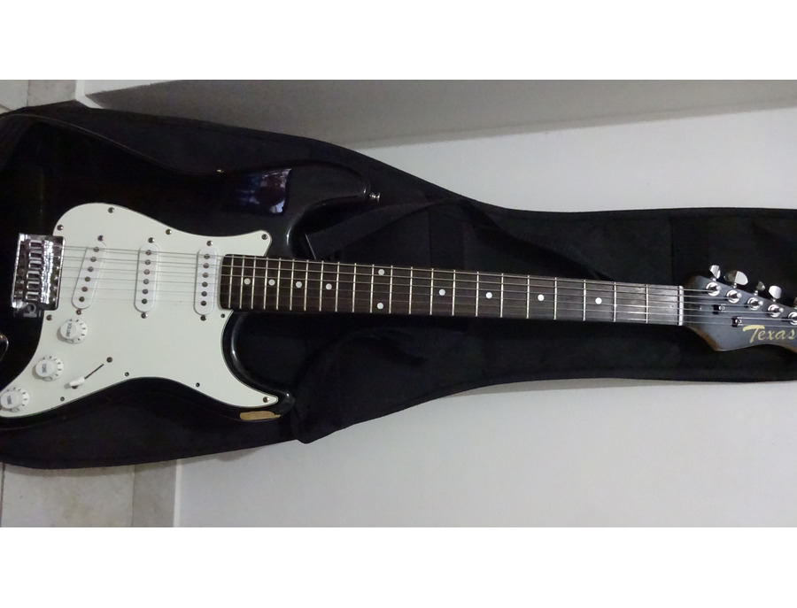 Texas Stratocaster