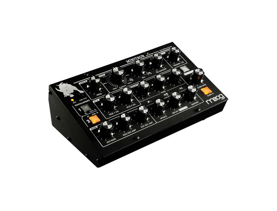 Moog minitaur analog bass synthesizer xl