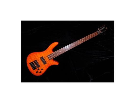 Spector Q5 Pro Bass Guitar