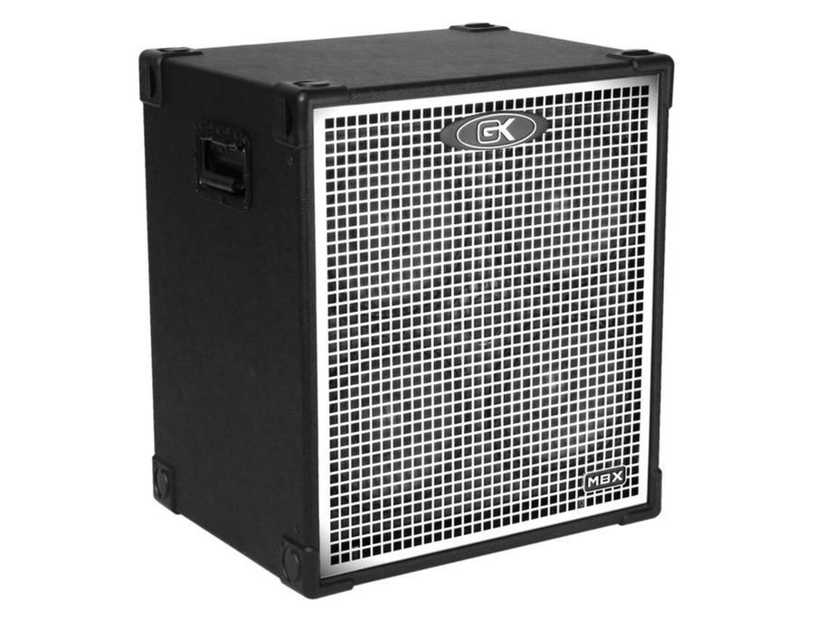 Gallien-Krueger 410MBX 400W 4x10 Bass Speaker Cabinet with Horn