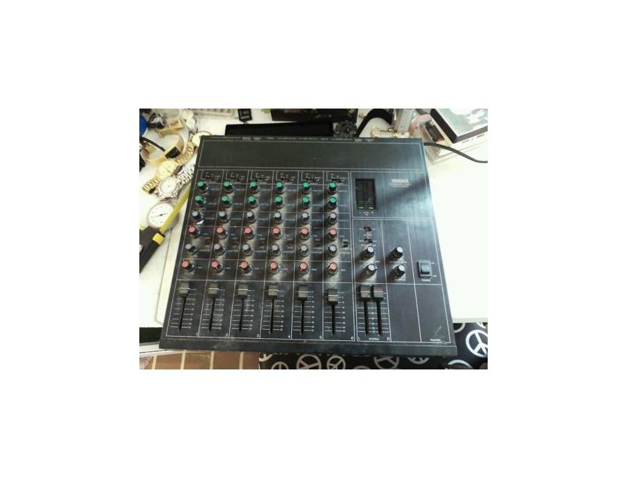 Yamaha 6-Ch Mixer
