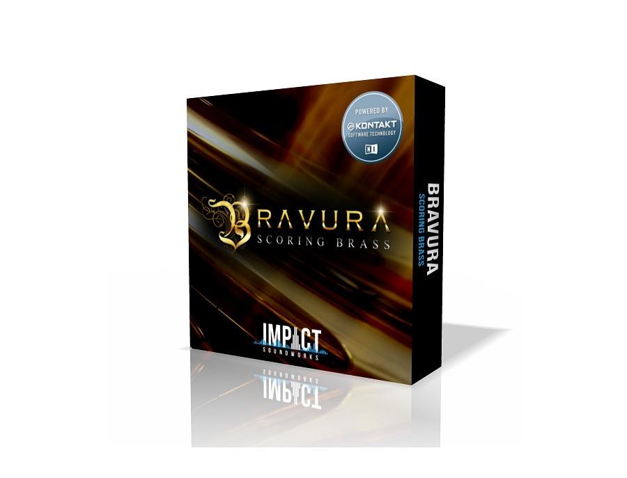Impact Soundworks Bravura Scoring Brass