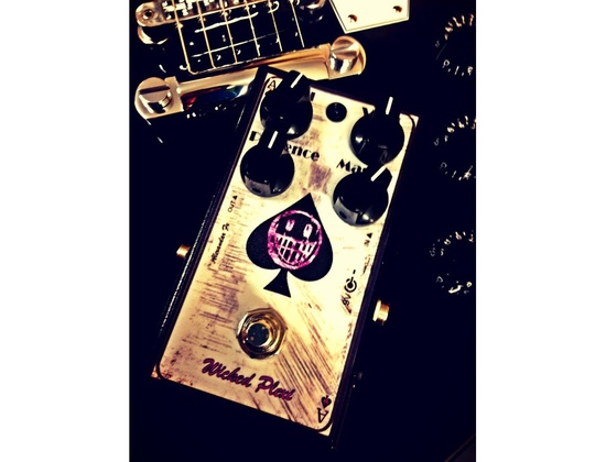 Custom Wicked Plexi Drive