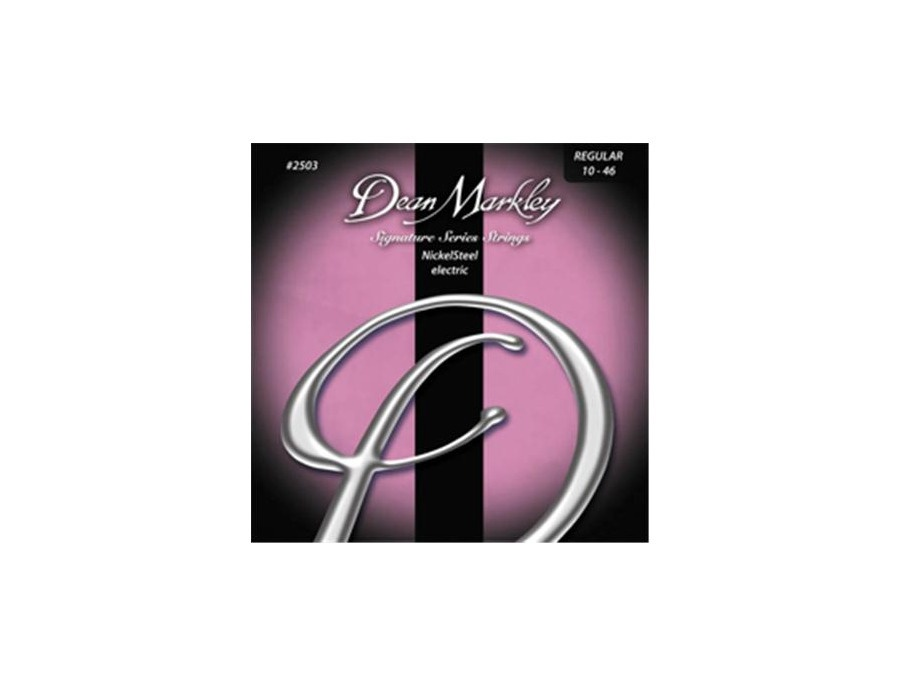 Dean Markley Electric Guitar Strings .010-.046
