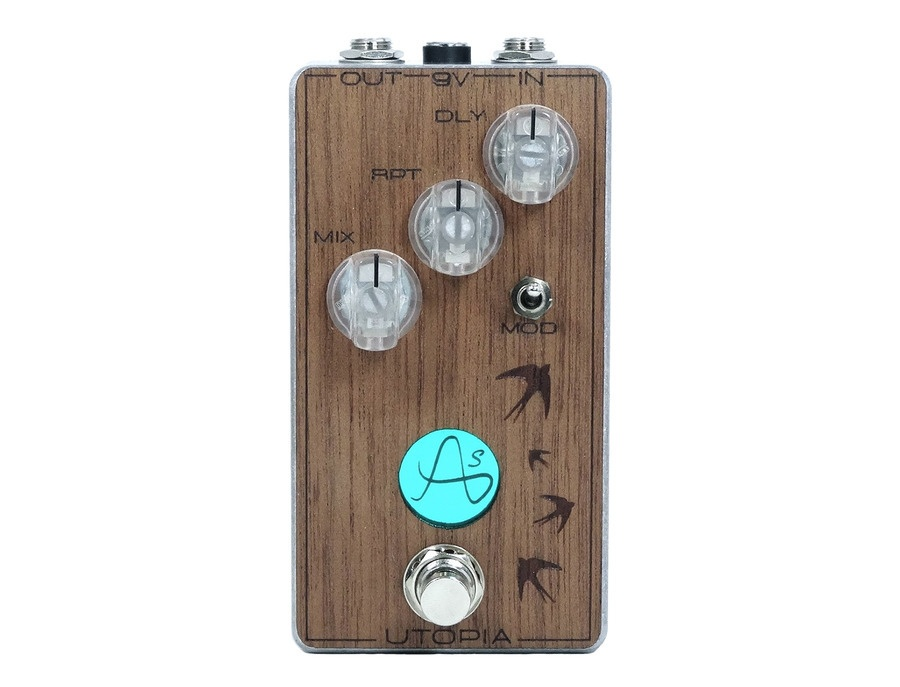 Anasound Utopia Echo - tape delay with modulation