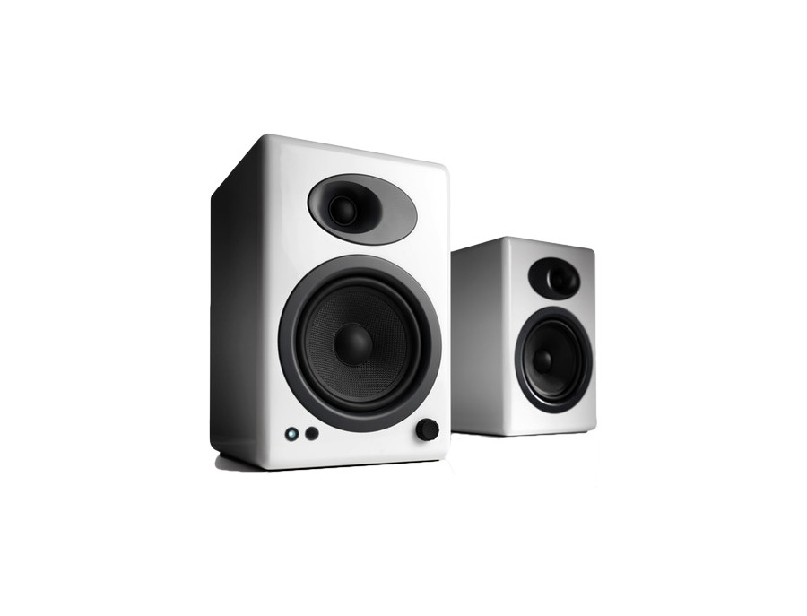 Audioengine A5+ Active 2-Way Speakers