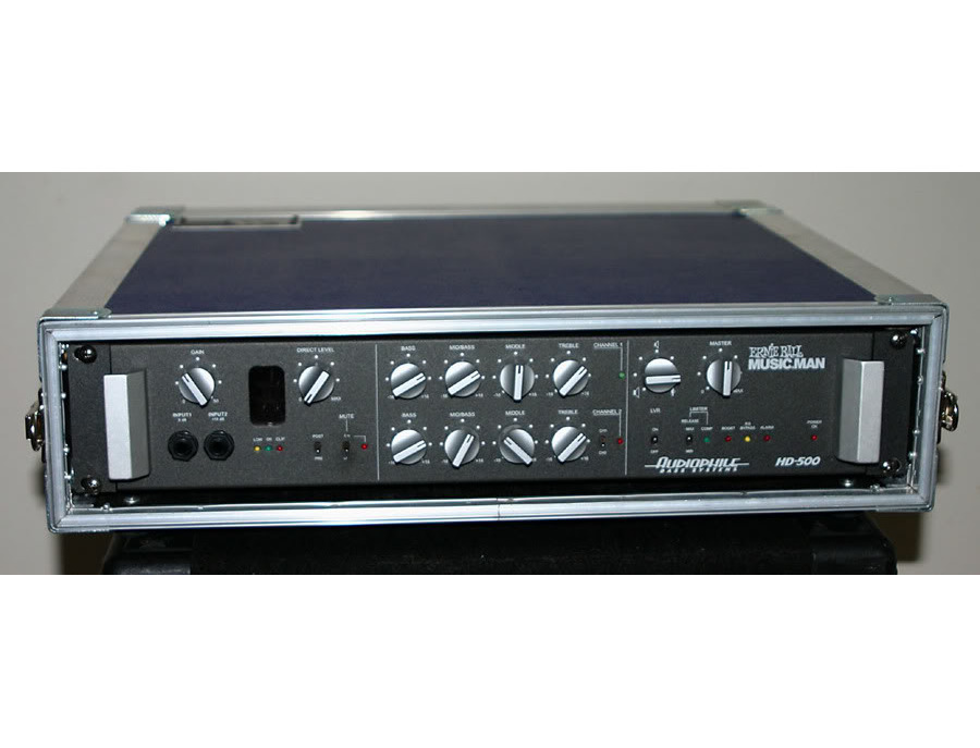 MusicMan Audiophile HD 500