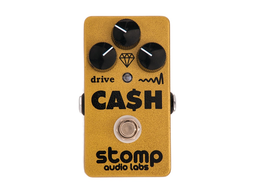 Stomp Audio Labs Ca$h Overdrive