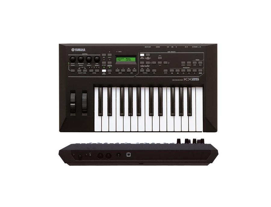 Yamaha KX25 25-Key Keyboard MIDI Controller