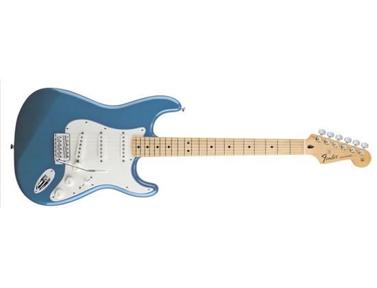 Fender Standard Stratocaster Lake Placid Blue Maple