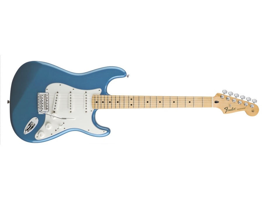 Fender Standard Stratocaster Lake Placid Blue Maple