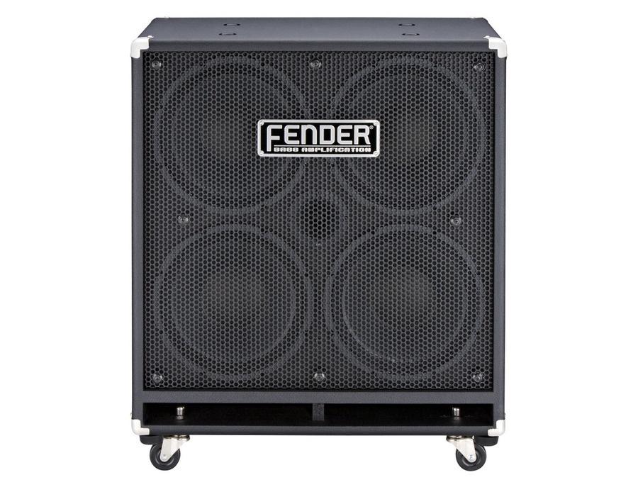 "Fender Rumble 410 Bass Cabinet (1000 Watts, 4x10"")"