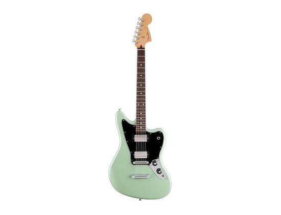 Fender FSR Jaguar hh Seafoam Pearl