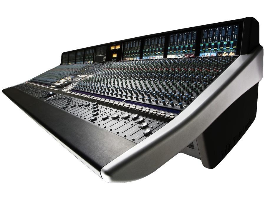 Ssl duality mixing console xl