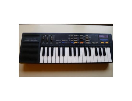 Realistic Concertmate-500