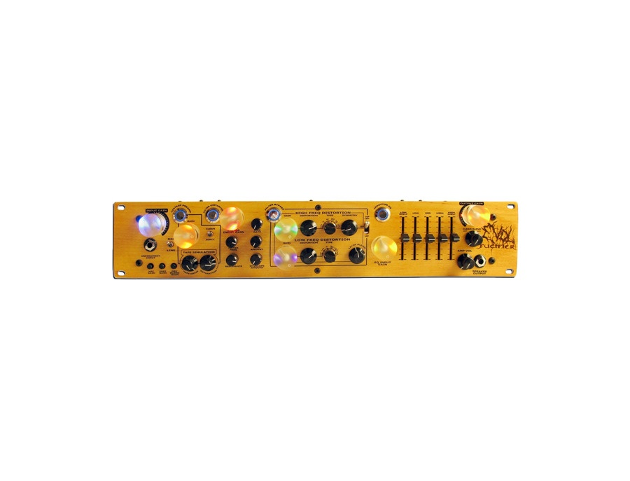 Evol Fucifier Distortion Synthesizer