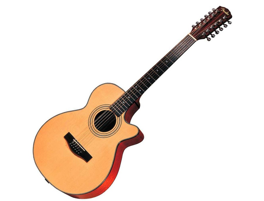 Fender JG12CE Acoustic Guitar