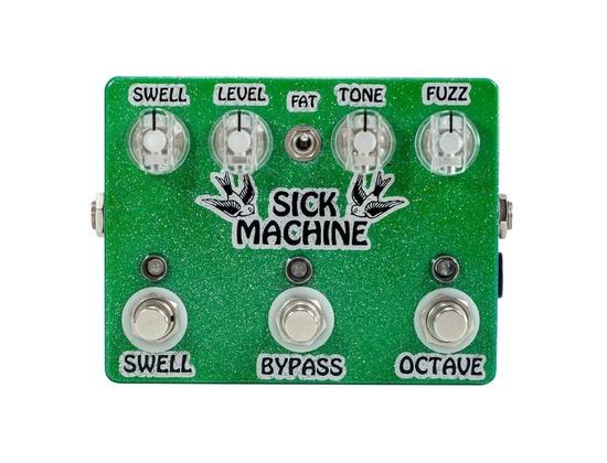Ed's Mod Shop Sick Machine