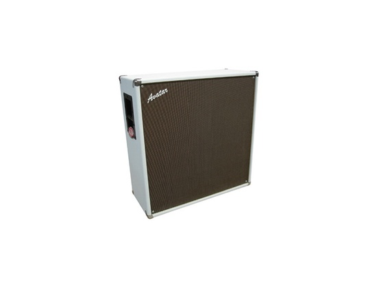 Avatar G412 Traditional 4x12 White