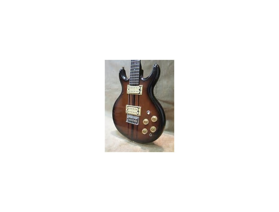 Cort Double Cutaway Les Paul Copy