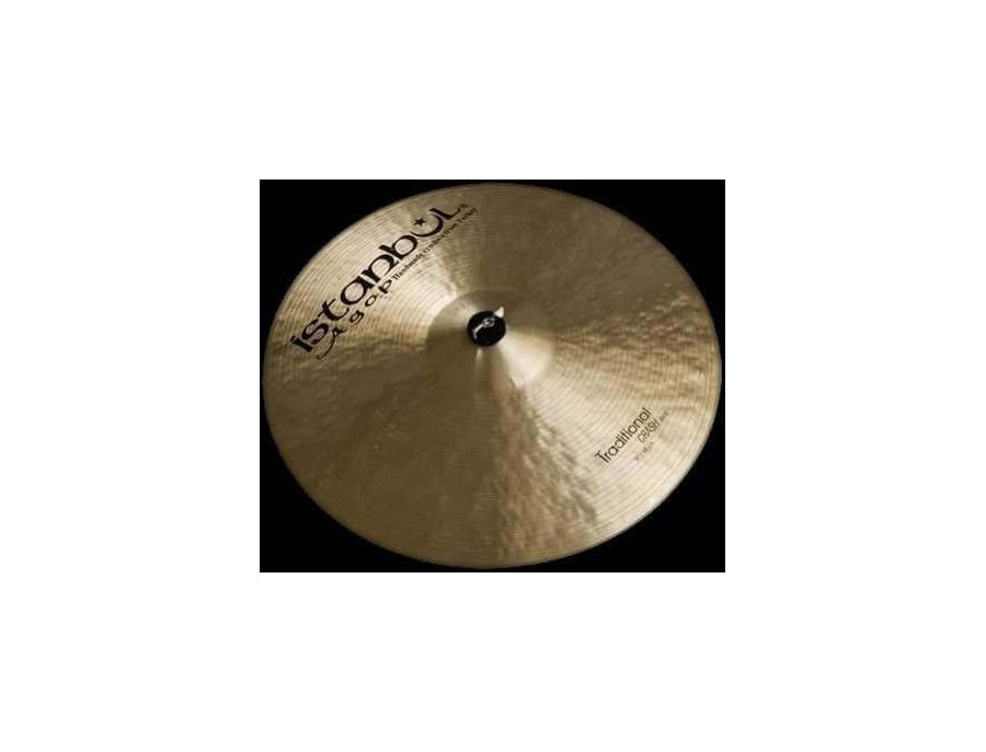 "Istanbul Agop Traditional Original 20"" Crash Ride"