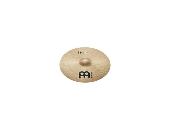 """Meinl 20"""" Byzance Traditional Extra Thin Hammered Crash"""