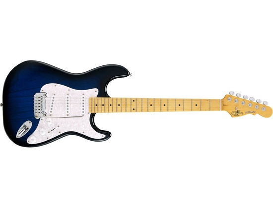 G&L Tribute Legacy Blueburst