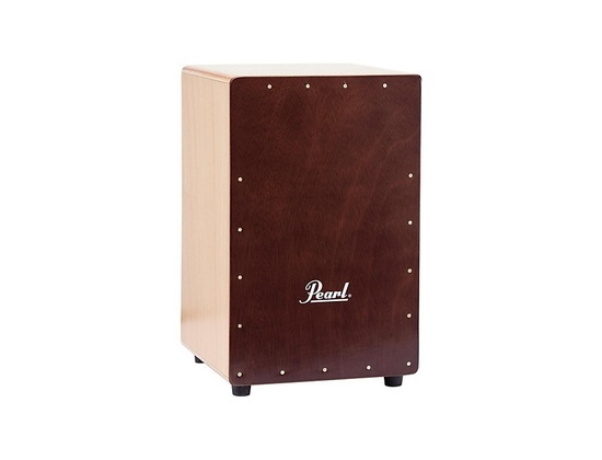 Pearl Cajon with fixed snare