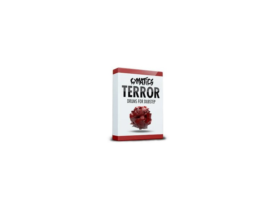 Cymatics Terror Drums for Dubstep Reviews & Prices | Equipboard®