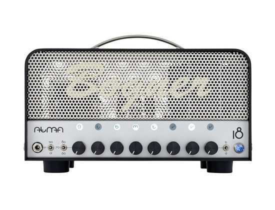 Bogner Atma 18-Watt 3-Channel Tube Head