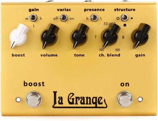 Bogner La Grange Overdrive+Boost
