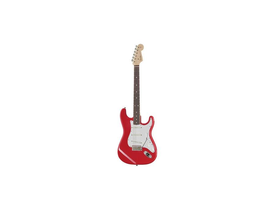 Fender 1961 Strat Hot Rod Red