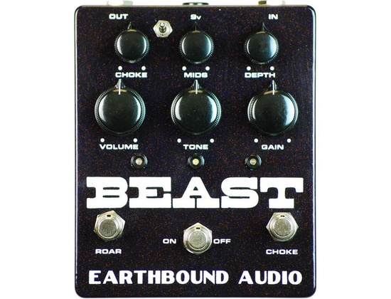 Earthbound Audio Beast