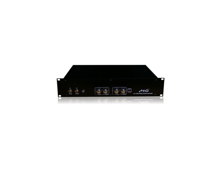 MG poweramp 2x50 rack 2U