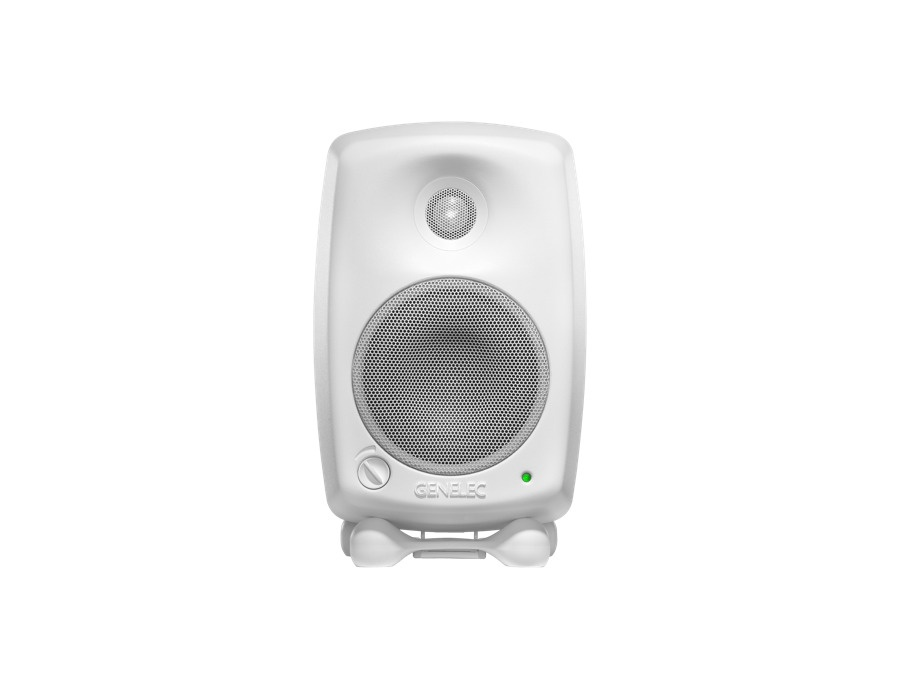 Genelec 8020b white studio monitor xl