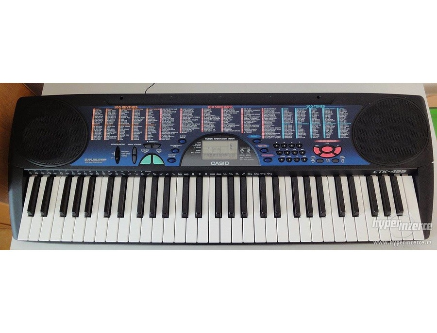 Casio CTK 495