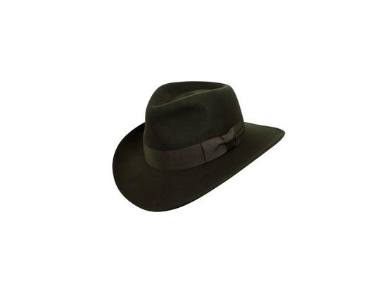 Dorfman Pacific Wool Outback Fedora