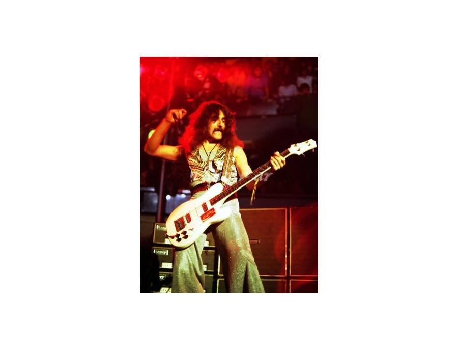John Birch Geezer Butler Bass