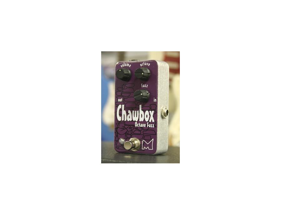Menatone Chawbox Octave Fuzz