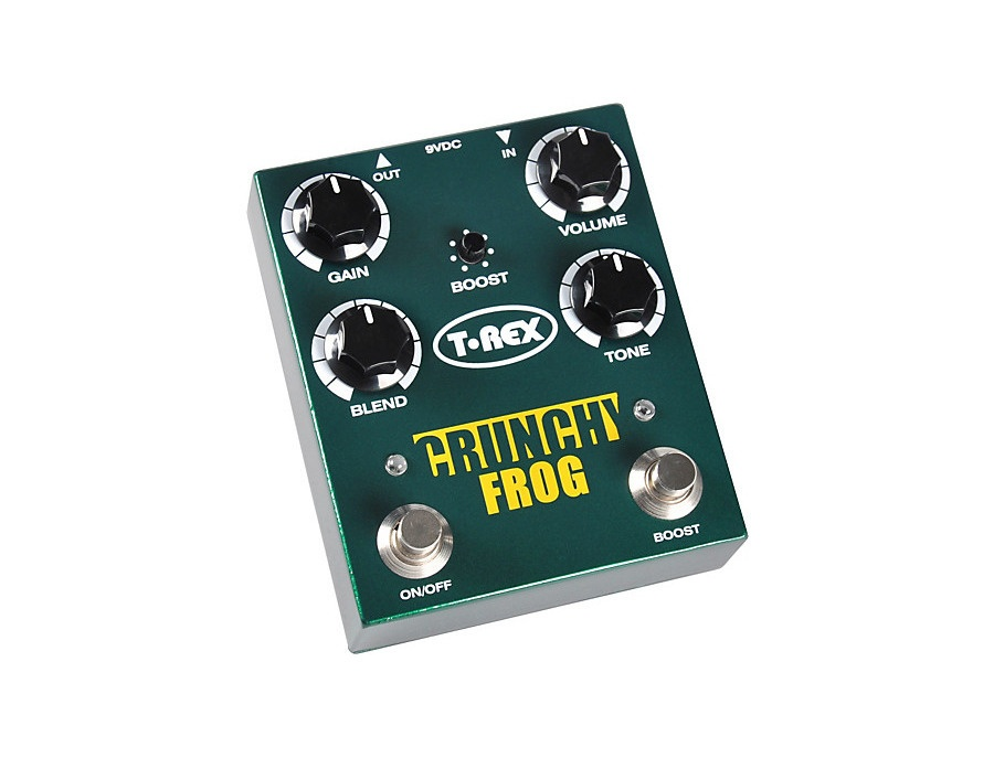 T-Rex Crunchy Frog Overdrive